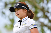 SINGAPORE - FEBRUARY 01: Jeongeun Lee6 walking-up the 6th during the second round of the HSBC Women's World Championship 2019 at Sentosa Golf Club - Tanjong Course, Singapore on March 01, 2019.<br /> .<br /> .<br /> .<br /> (Photo by: Naratip Golf Srisupab/SEALs Sports Images)<br /> .<br /> Any image use must include a mandatory credit line adjacent to the content which should read: Naratip Golf Srisupab/SEALs Sports Images