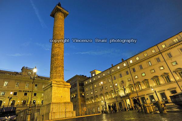Roma, Piazza Colonna