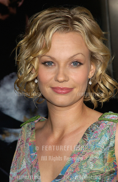 Actress SAMANTHA MATHIS at the Los Angeles premiere of her new movie The Punisher..April 12, 2004
