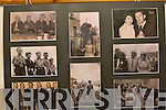 MITCHELS PAST: Some of the photos of yesteryear at the Mitchels Regeneration Photography Exhibition at the Kerry County Library on Tuesday. .