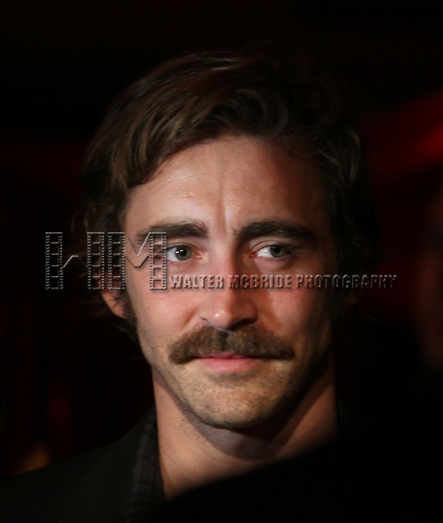Lee Pace.attending the 56th Annual Drama Desk Award Nominees Reception at Bombay Palace in New York City.