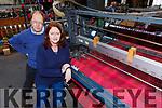 Andrew and Yvonne Eadie Kerry Woollen Mills