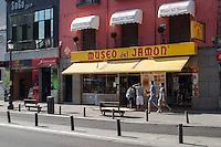 Madrid - Museo del Jamon