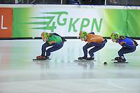 SHORTTRACK: AMSTERDAM: Jaap Edenbaan, 03-01-2016, NK Shorttrack, ©foto Martin de Jong