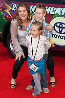 """HOLLYWOOD, LOS ANGELES, CA, USA - MARCH 11: Alison Sweeney at the World Premiere Of Disney's """"Muppets Most Wanted"""" held at the El Capitan Theatre on March 11, 2014 in Hollywood, Los Angeles, California, United States. (Photo by Xavier Collin/Celebrity Monitor)"""