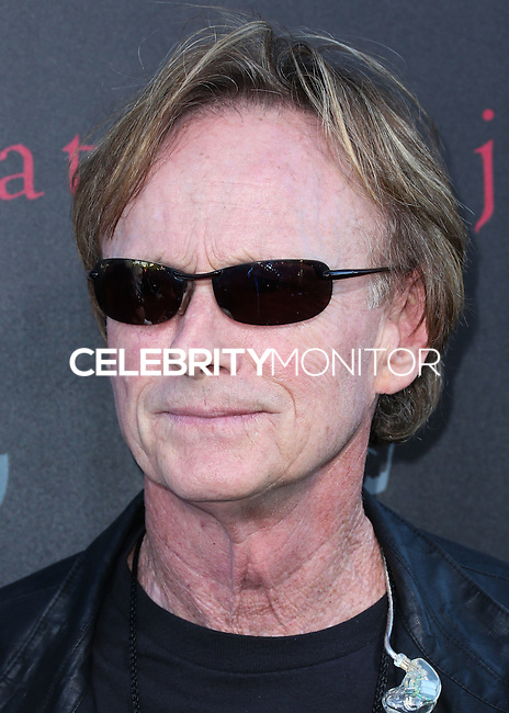 WEST HOLLYWOOD, CA, USA - SEPTEMBER 21: Richard Page arrives at the John Varvatos #PeaceRocks Ringo Starr Private Concert held at the John Varvatos Boutique on September 21, 2014 in West Hollywood, California, United States. (Photo by Xavier Collin/Celebrity Monitor)