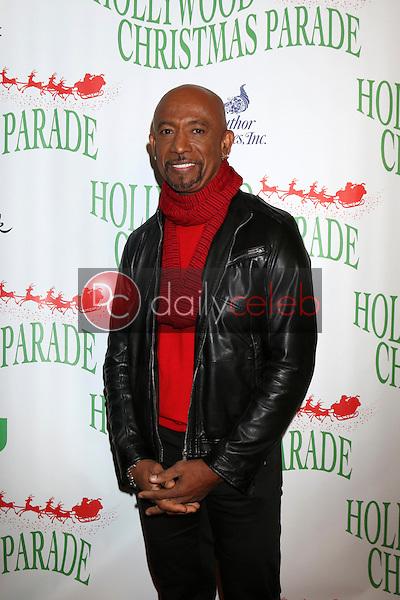Montel Williams<br /> at the 85th Annual Hollywood Christmas Parade, Hollywood Boulevard, Hollywood, CA 11-27-16<br /> David Edwards/DailyCeleb.com 818-249-4998