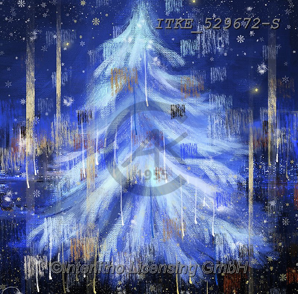 Isabella, NAPKINS, SERVIETTEN, SERVILLETAS, Christmas Santa, Snowman, Weihnachtsmänner, Schneemänner, Papá Noel, muñecos de nieve, paintings+++++,ITKE529672-S,#SV#,#X#