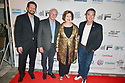 FORT LAUDERDALE, FL - NOVEMBER 12: Skip Margerum, Foster Hirsch, Diane Baker and Jim Norton attend the 34th annual Fort Lauderdale Film Festival  at Savor Cinema on November 12, 2019 in Fort Lauderdale, Florida. Actress Diane Baker receives the FLIFF 2019 Florida Lifetime Achievement Award ( Photo by Johnny Louis / jlnphotography.com )