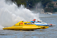 "Brandon Kennedy, H-300 ""Pennzoil"", H-8 ""Last Minute Again""    (H350 Hydro) (5 Litre class hydroplane(s)"