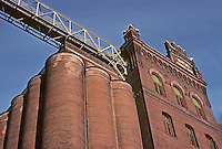 St. Louis: Anheuser-Busch Barley House. Photo '78.