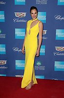 PALM SPRINGS, CA - January 2: Gal Gadot, at 29th Annual Palm Springs International Film Festival Awards Gala at Palm Springs Convention Center in Palm Springs, California on January 2, 2018. <br /> CAP/MPI/FS<br /> &copy;FS/MPI/Capital Pictures