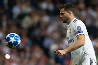 Nacho Fernandez  during the match between Real Madrid vs Viktoria Plzen of UEFA Champions League, Group Stage, Group G, date 3, 2018-2019 season. Santiago Bernabeu Stadium. Madrid, Spain - 23 OCT 2018.