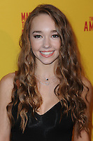 www.acepixs.com<br /> February 25, 2017  New York City<br /> <br /> Holly Taylor attending 'The Americans' Season 5 Premiere at DGA Theater on February 25, 2017 in New York City.<br /> <br /> Credit: Kristin Callahan/ACE Pictures<br /> <br /> Tel: 646 769 0430<br /> Email: info@acepixs.com