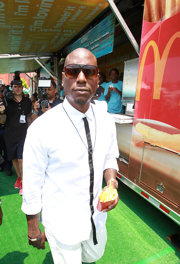 McDonald's Bounce Brunch in New Orleans on July 2, 2016..