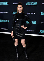 "LOS ANGELES, USA. December 11, 2019: Madeline Zima at the premiere of ""Bombshell"" at the Regency Village Theatre.<br /> Picture: Paul Smith/Featureflash"
