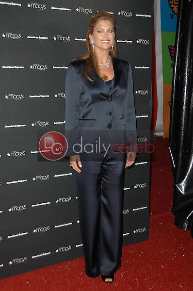 Kathy Ireland<br />at the Macy's Passport 2008 Gala. Barker Hanger, Santa Monica, CA. 09-25-08<br />Dave Edwards/DailyCeleb.com 818-249-4998