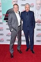 Fernando Meirelles und Anthony McCarten beim Gala Screening des Kinofilms 'The Two Popes / Die zwei Päpste' auf dem AFI Fest 2019 im TCL Chinese Theatre. Los Angeles, 18.11.2019