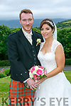 katie Riordon and Christopher Livingstone were married at civil ceremony by Mary T O'Shea at Ballyroe Heights Hotel on Friday 7th July 2017 with a reception after