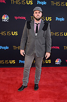 "LOS ANGELES - SEP 26:  Chris Sullivan at the ""This Is Us"" Season 2 Premiere Red Carpet at the Neuehouse Hollywood on September 26, 2017 in Los Angeles, CA"