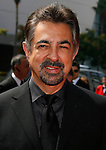 LOS ANGELES, CA. - September 13: Actors Joe Mantegna  arrives at the 60th Primetime Creative Arts Emmy Awards held at Nokia Theatre on September 13, 2008 in Los Angeles, California.