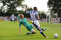 VOETBAL: DE KNIPE: 16-07-2013, Oefenwedstrijd SC Heerenveen - Leuven, Einduitslag 2-1, Rajiv van La Parra, ©foto Martin de Jong