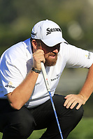 Shane Lowry (IRL) on the 6th green at Pebble Beach course during Friday's Round 2 of the 2018 AT&amp;T Pebble Beach Pro-Am, held over 3 courses Pebble Beach, Spyglass Hill and Monterey, California, USA. 9th February 2018.<br /> Picture: Eoin Clarke | Golffile<br /> <br /> <br /> All photos usage must carry mandatory copyright credit (&copy; Golffile | Eoin Clarke)