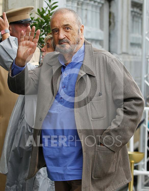 French actor Jean Claude Carriere during the 59th San Sebastian Donostia International Film Festival - Zinemaldia.September 18,2011. Photo: Acero / Alter / ALFAQUI