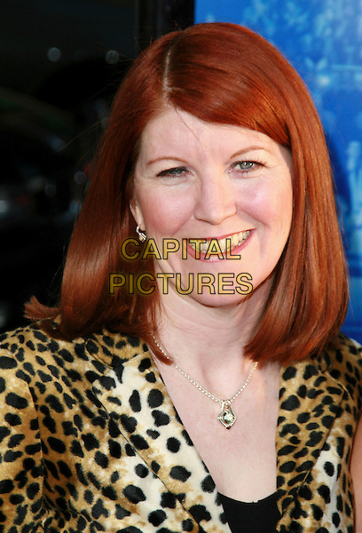 """KATE FLANNERY .""""Blades of Glory"""" Los Angeles Premiere held at Grauman's Chinese Theatre, Hollywood, California, USA..March 28th, 2007.headshot portrait.CAP/ADM/CH.©Charles Harris/AdMedia/Capital Pictures"""