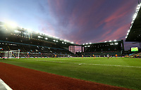 Purple Skies over Villa Park during the match against Wolverhampton Wanderers<br /> <br /> Photographer Leila Coker/CameraSport<br /> <br /> The EFL Sky Bet Championship - Aston Villa v Wolverhampton Wanderers - Saturday 10th March 2018 - Villa Park - Birmingham<br /> <br /> World Copyright &copy; 2018 CameraSport. All rights reserved. 43 Linden Ave. Countesthorpe. Leicester. England. LE8 5PG - Tel: +44 (0) 116 277 4147 - admin@camerasport.com - www.camerasport.com