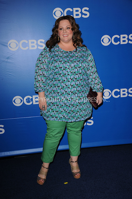 WWW.ACEPIXS.COM . . . . . .May 16, 2012...New York City....Melissa McCarthy attends the 2012 CBS Upfronts at The Tent at Lincoln Center on May 16, 2012 in New York City.on May 16, 2012  in New York City ....Please byline: KRISTIN CALLAHAN - ACEPIXS.COM.. . . . . . ..Ace Pictures, Inc: ..tel: (212) 243 8787 or (646) 769 0430..e-mail: info@acepixs.com..web: http://www.acepixs.com .