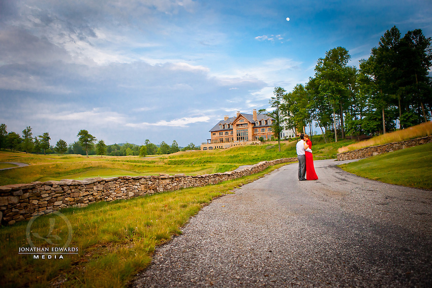 An amazing photography session with an incredible couple from Hong Kong at the beautiful Primland Resort in the Blue Ridge Mountains of Virginia.