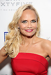 Kristin Chenoweth attends the Opening Night celebration for Kristin Chenoweth - 'My Love Letter To Broadway'  at the Bar Sixty Five at the Rainbow Room Bar on November 2, 2016 in New York City.