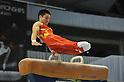 Dong Zhendong (CHN), JULY 2nd, 2011 - Artistic Gymnastics : JAPAN CUP 2011, Men's Team competition at Tokyo Metropolitan gymnasium, Tokyo, Japan. .(Photo by Atsushi Tomura/AFLO SPORT) [1035].