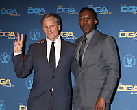 LOS ANGELES - FEB 2:  Viggo Mortensen, Mahershala Ali at the 2019 Directors Guild of America Awards at the Dolby Ballroom on February 2, 2019 in Los Angeles, CA