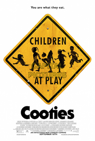 COOTIES (2014)<br /> POSTER<br /> *Filmstill - Editorial Use Only*<br /> CAP/FB<br /> Image supplied by Capital Pictures