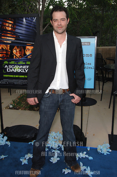 "Actor RORY COCHRANE at the Los Angeles Film Festival premiere of his new movie ""A Scanner Darkly"" at the John Anson Ford Amphitheatre, Los Angeles..June 29, 2006  Los Angeles, CA.© 2006 Paul Smith / Featureflash"