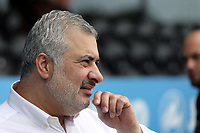 Barnet Chairman Tony Kleanthos during Barnet vs Wycombe Wanderers, Friendly Match Football at the Hive Stadium on 13th July 2019