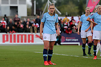 Georgia Stanway of Manchester City Women during Arsenal Women vs Manchester City Women, FA Women's Super League Football at Meadow Park on 11th May 2019