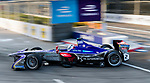 Sam Bird of Great Britain from DS Virgin Racing steers his car on his way to win the FIA Formula E Hong Kong 2017 E-Prix Round 1 at the Central Harbourfront Circuit on 02 December 2017 in Hong Kong, Hong Kong. Photo by Marcio Rodrigo Machado / Power Sport Images