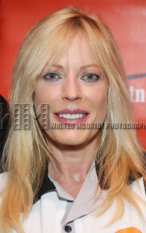 Sherie Rene Scott attends the Second Stage Theatre 2018 Bowling Classic at Lucky Strike  on February 12, 2018 in New York City.