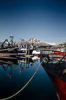 St. Herman Harbor, Kodiak Island, Alaska, US