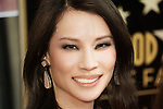 Lucy Liu Honored With Star On The Hollywood Walk Of Fame on May 01, 2019 in Hollywood, California.<br /> Lucy Liu 040