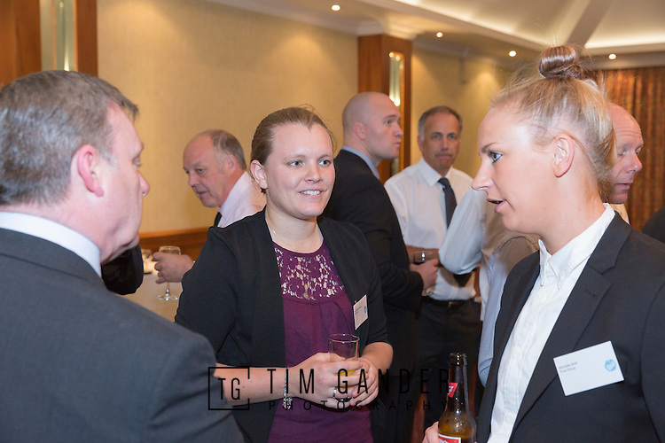 17/07/2015 The IRTE Skills Challenge 2015 prize-giving takes place at The National Motorcycle Museum, Birmingham. Nominees, managers, sponsors and guests gather for pre-awards drinks.