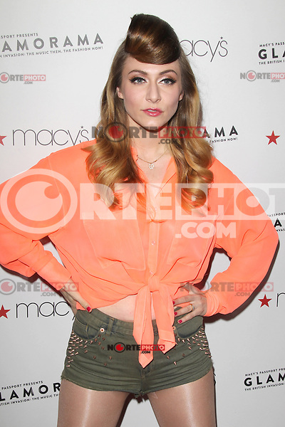 LOS ANGELES, CA - SEPTEMBER 07:  Amy Heidemann at Macy's Passport Presents: Glamorama - 30th Anniversary in Los Angeles held at The Orpheum Theatre on September 7, 2012 in Los Angeles, California. © mpi25/MediaPunch Inc. /NortePhoto.com<br />