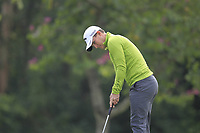 Chris Paisley (ENG) on the 6th green during Round 1 of the UBS Hong Kong Open, at Hong Kong golf club, Fanling, Hong Kong. 23/11/2017<br /> Picture: Golffile | Thos Caffrey<br /> <br /> <br /> All photo usage must carry mandatory copyright credit     (&copy; Golffile | Thos Caffrey)