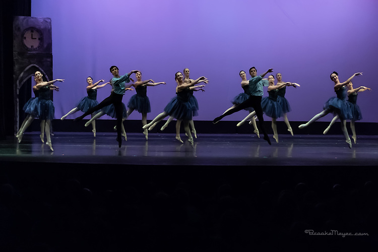 "Saturday Noon Performance of ""Flight To Neverland"", the 2019 Annual Showcase by the Cary Ballet Conservatory."