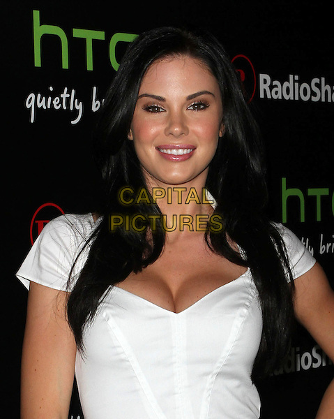 Jayde Nicole.Radioshack's HTC EVO 3D Launch Party  Held At The RadioShack Pop-Up 3D Lounge, West HollywooD, California, USA, 23rd June 2011..portrait headshot cleavage white .CAP/ADM/KB.©Kevan Brooks/AdMedia/Capital Pictures.