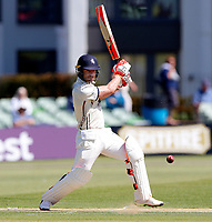 Heino Kuhn bats for Kent during the Specsavers County Championship Div 2 game between Kent and Sussex at the St Lawrence Ground, Canterbury, on May 11, 2018