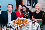 Tapa's Night: Attending the Tapa's night at McCarthy's Bar, Finuge on Friday night last were Padraigh & Catherine Keane, Deidre Kissane & Ellen O'Reilly.